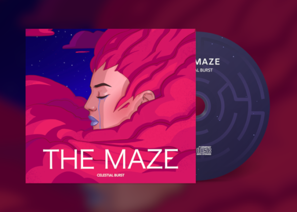 The Maze EP - Digital Edition